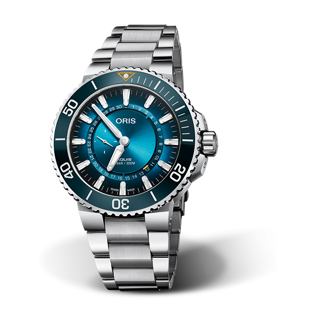 Montre Aquis Great Barrier Reef Limited Edition III