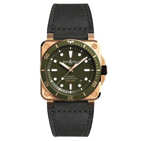 BR 03-92 Diver Green Bronze Limited Edition