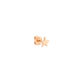Boucle d'oreille Etoile Mini