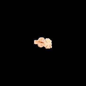 Boucle d'oreille Trèfle
