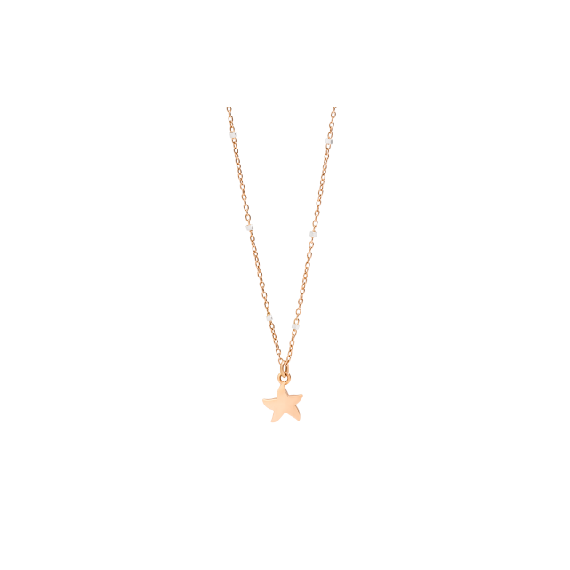 Collier mini étoile