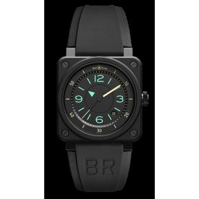 Montre BR 03-92 BI-COMPASS