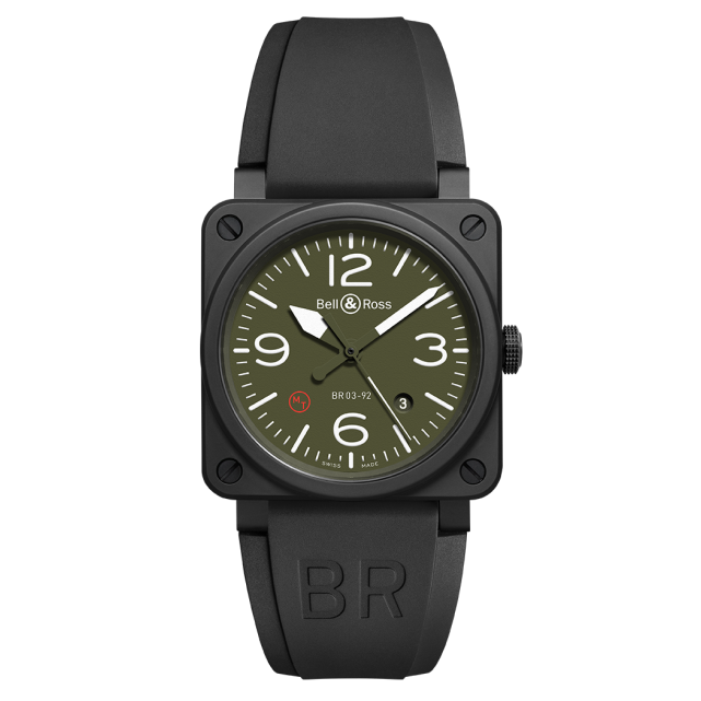 Montre BR 03-92 MILITARY TYPE