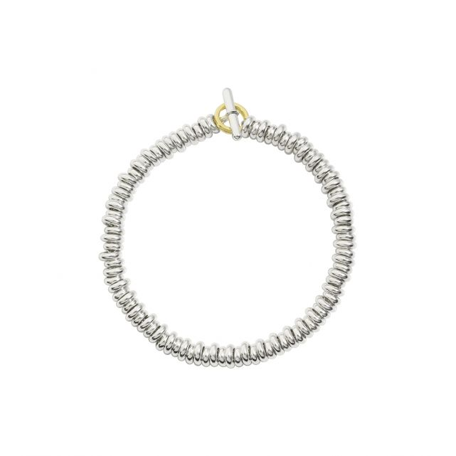 Kit bracelet argent rondelles