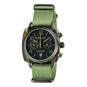 Montre Clubmaster classic 40mm chrono Jungle