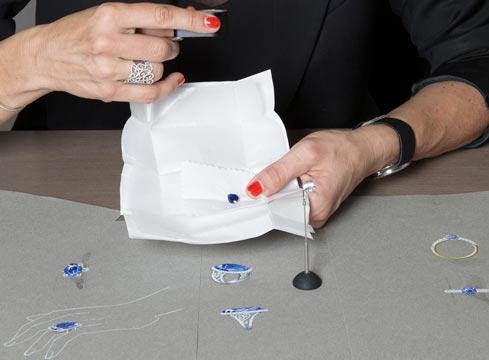 Création de bijou bijouterie Guilhem rue du 4 septembre à Béziers