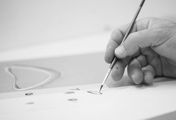Création bijoux sur-mesure
