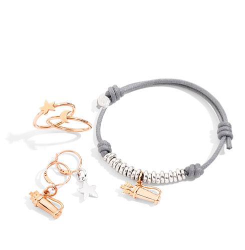 Bracelet et charms Dodo