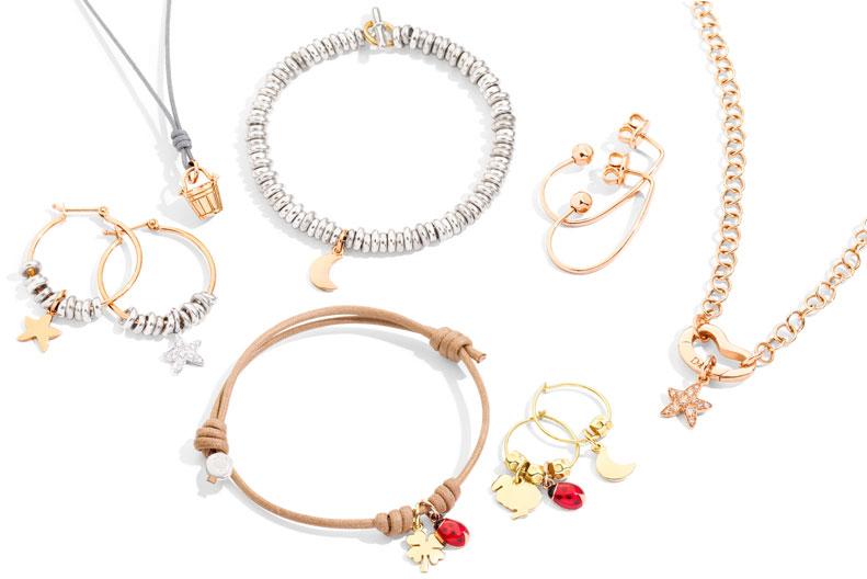 Colliers et bracelets Dodo